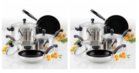 faberware cookware set featured