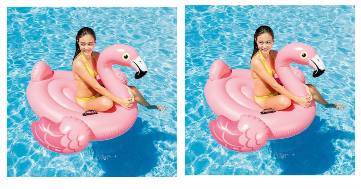 flamingo float fb