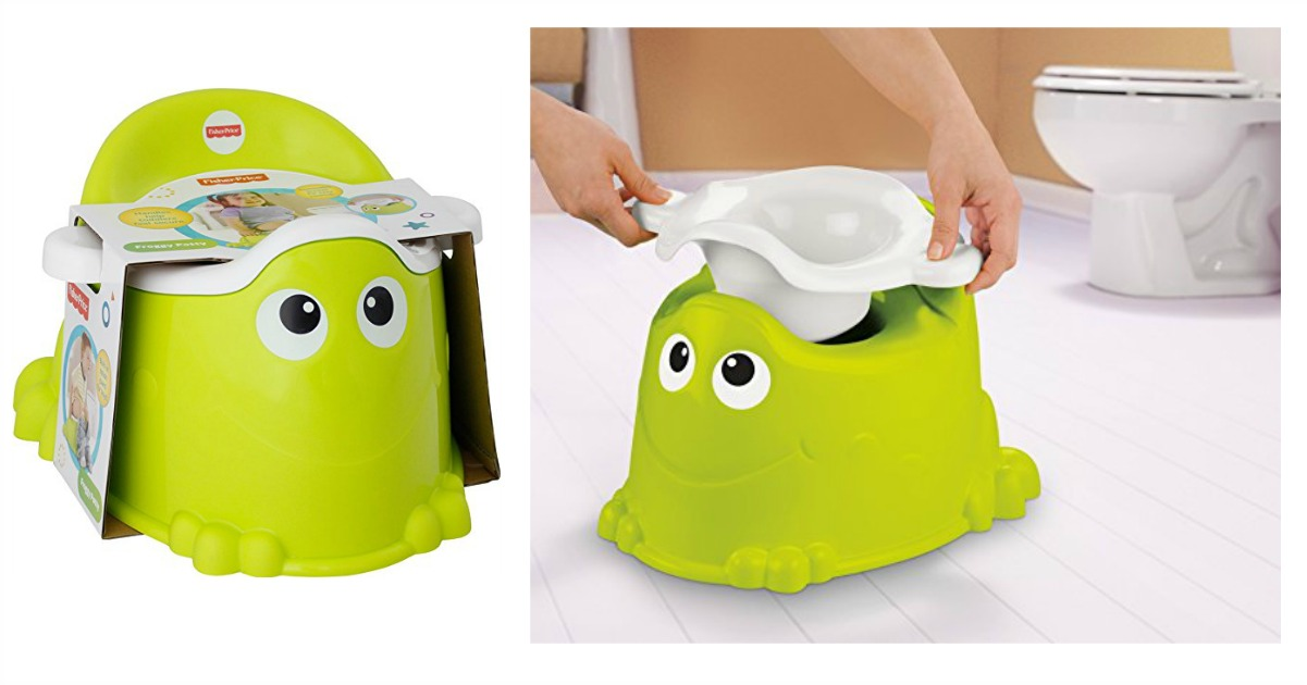 frog potty fb