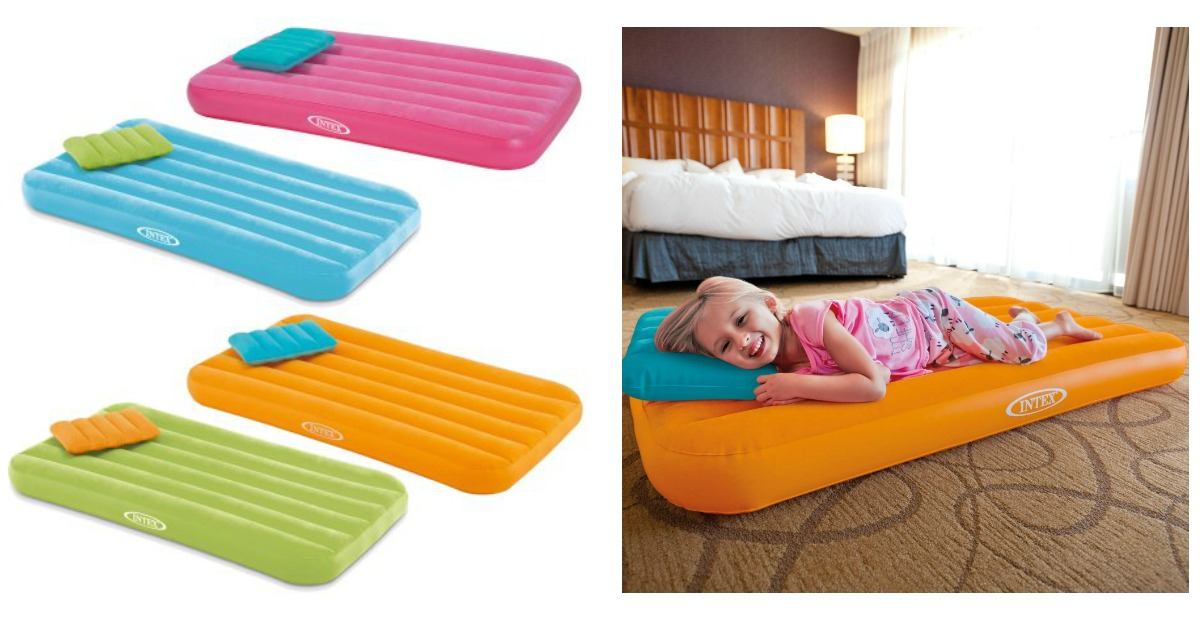 intex cozy bed fb