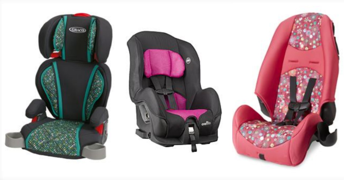 kmart car seats fb
