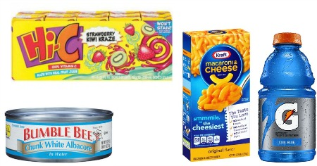 kmart freebie food featured