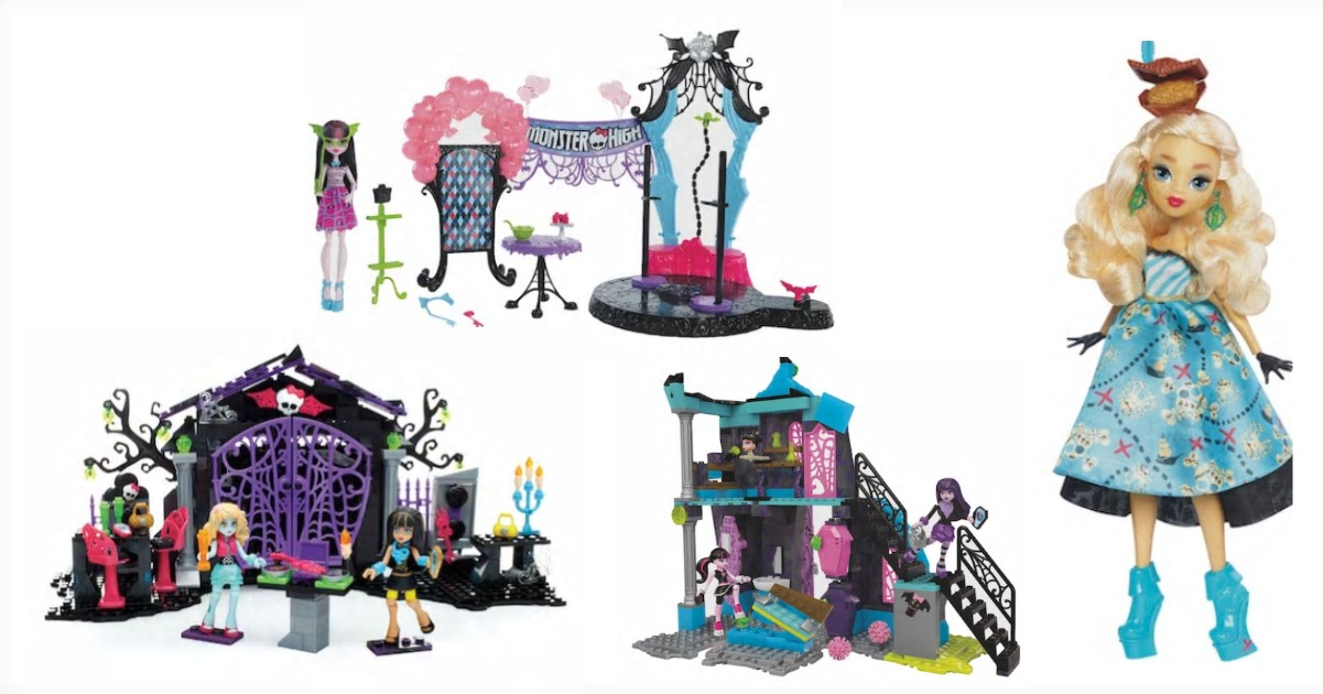 monster high deals fb