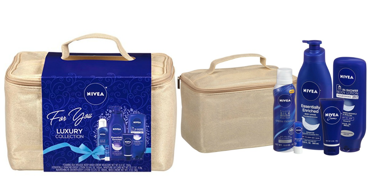 nivea gift set fb