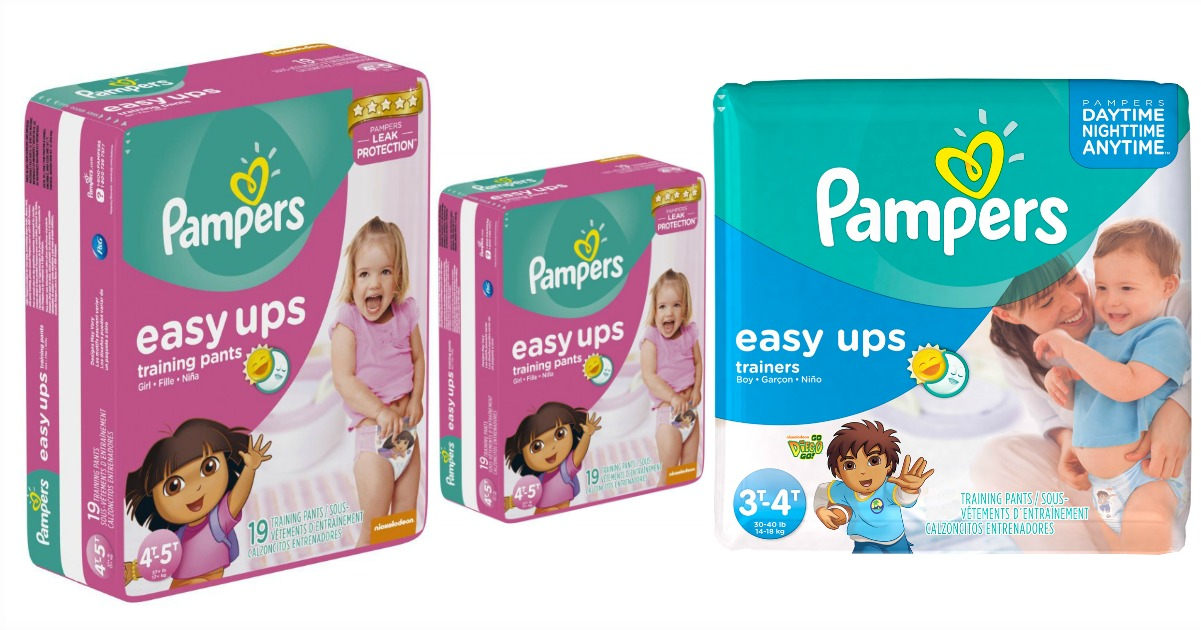 pampers easy ups fb