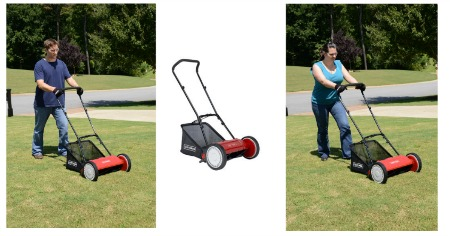 push mower featured