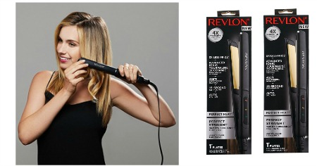 revlon flat iron featured