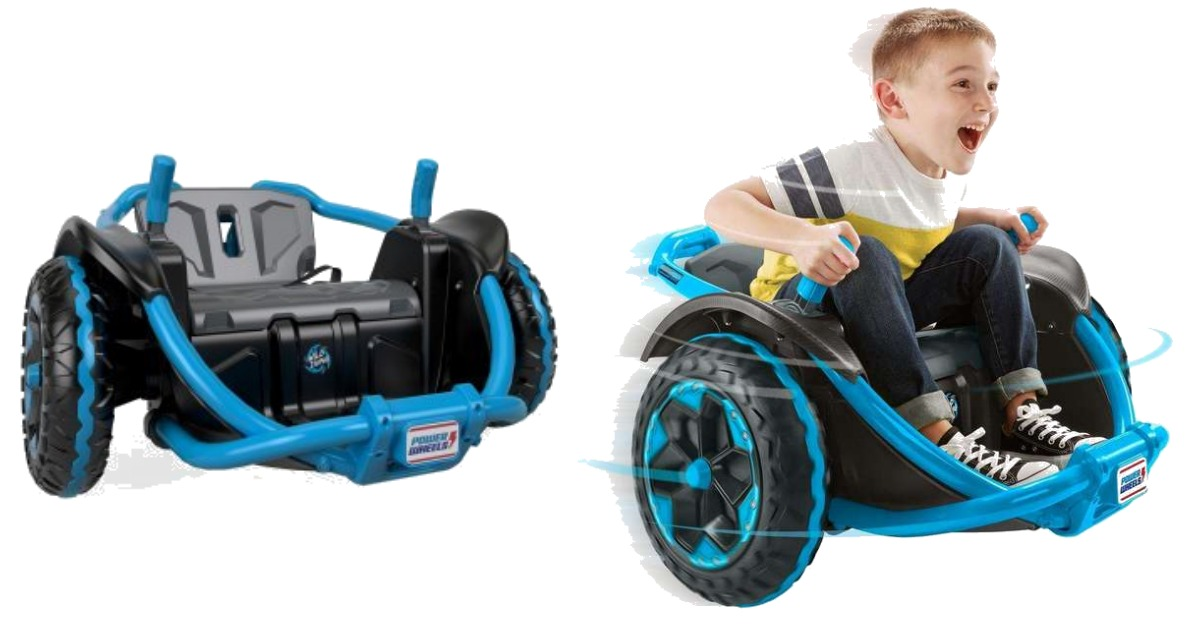 wild things power wheel fb
