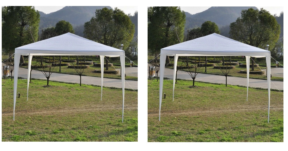 Admirable Sears 28 10X10Outdoor Canopy Shipped 60 Value Interior Design Ideas Oxytryabchikinfo
