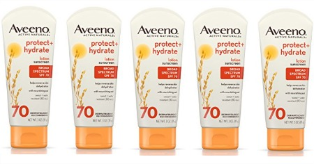 aveeno sun lotion featured
