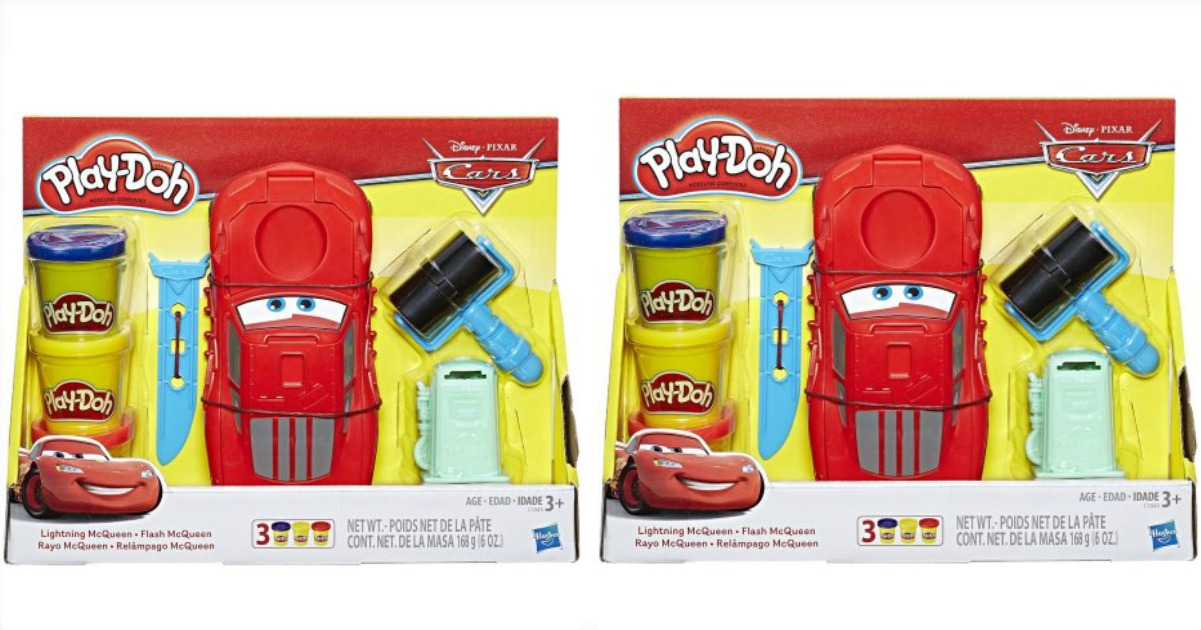 cars playdoh fb