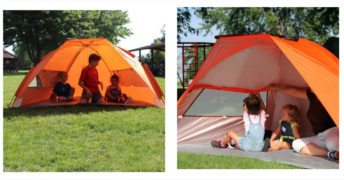 easy up tent fb