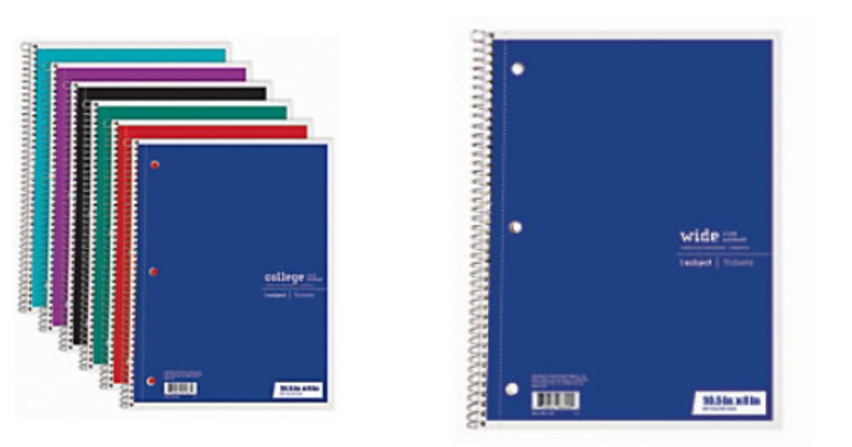 spiral notebooks fb