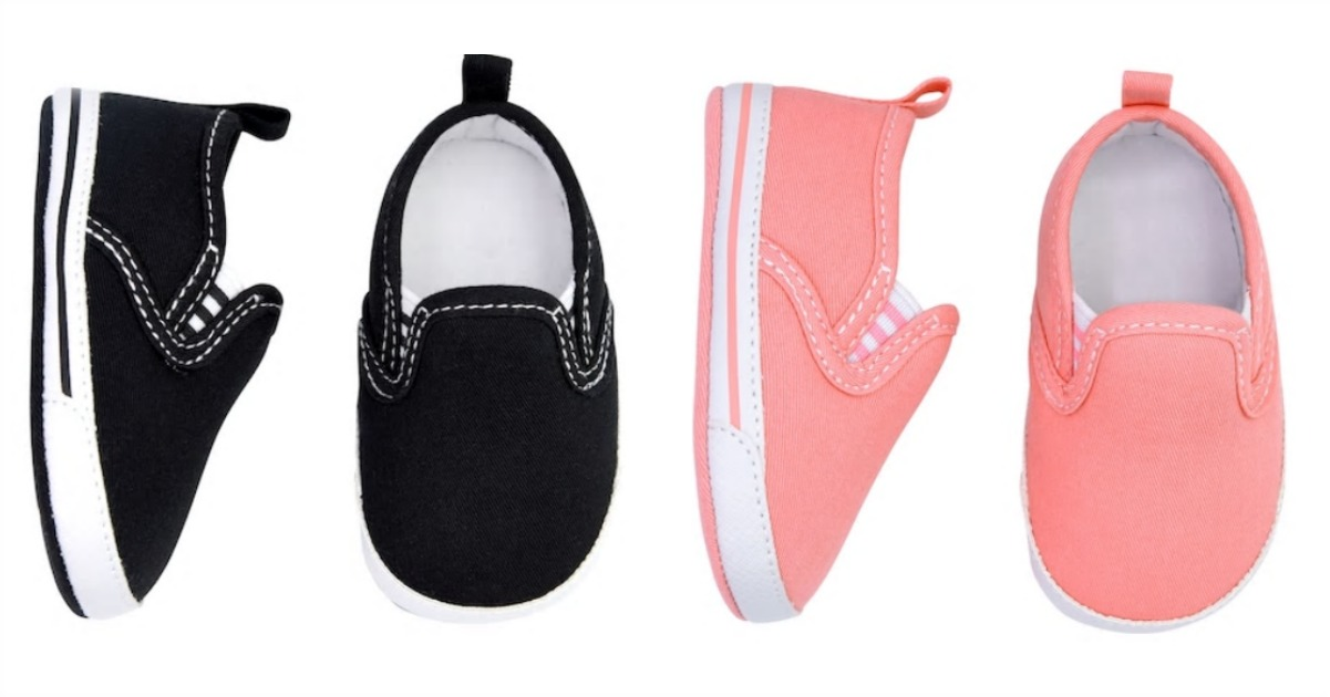 Kohl's: $5.25 Baby Shoes! ($15 Value)