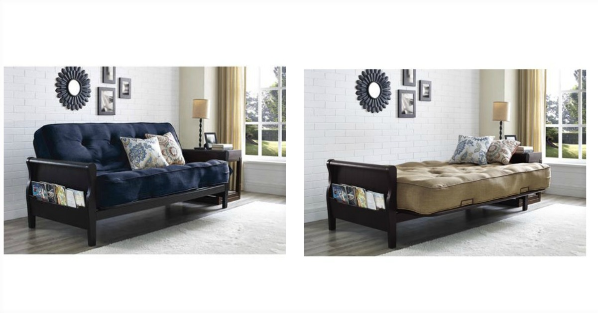 Freebies archives cuckoo for coupon deals for Walmart better homes and gardens futon