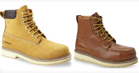 Work Boots After Points! ($105 Value