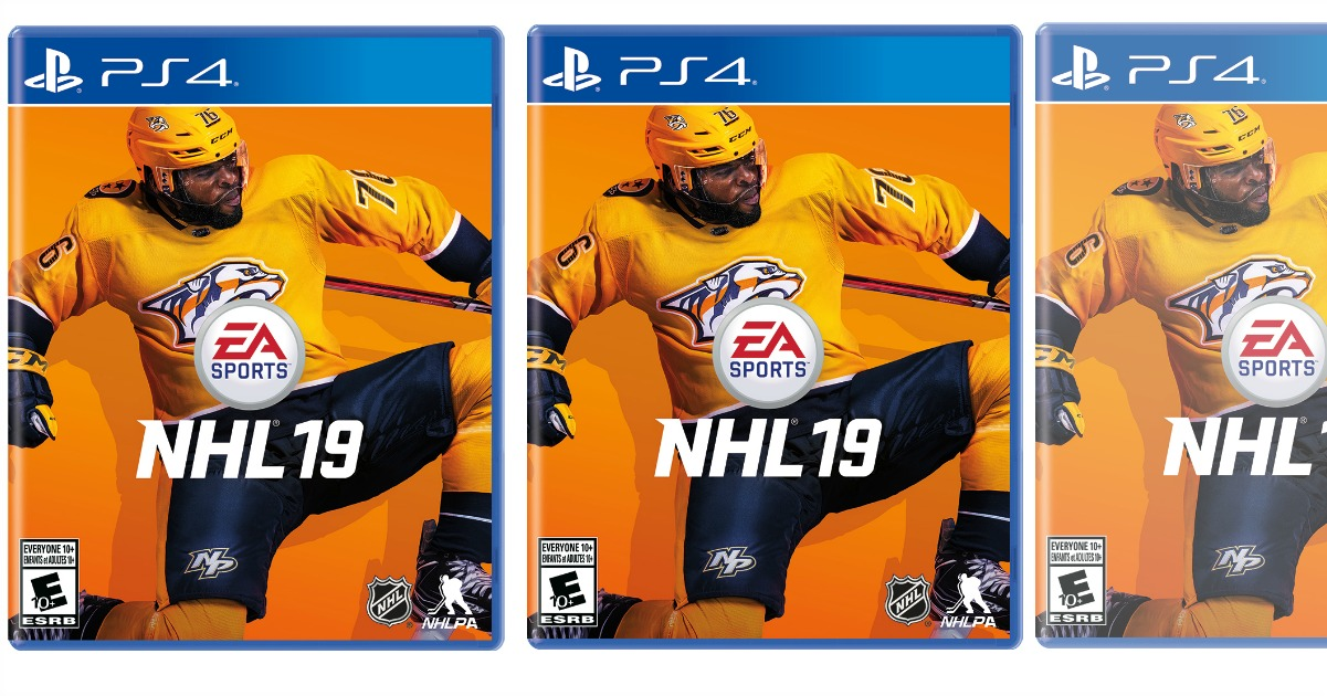 Amazon & Walmart: $39 99 NHL 19 for PS4 & Xbox One! ($60 Value)