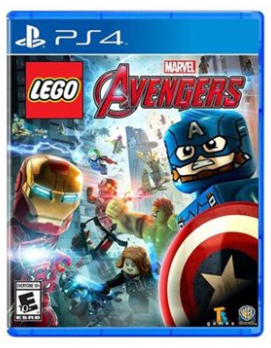 Walmart 16 82 Lego Marvel Avengers For Ps4 60 Value